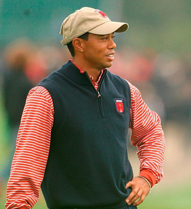 US captain Davis Love III springs huge surprise by naming Tiger Woods vice-captain for the Ryder Cup