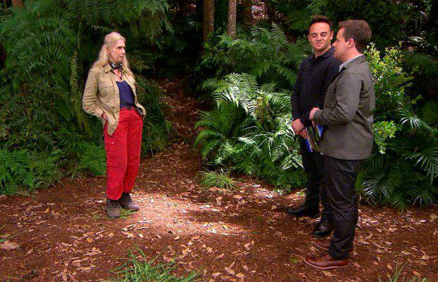 Lady Colin Campbell refuses to do her Bushtucker trial