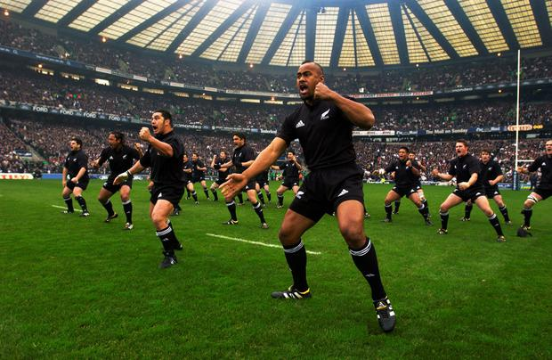 Jonah Lomu passed away at the age of 40 last week