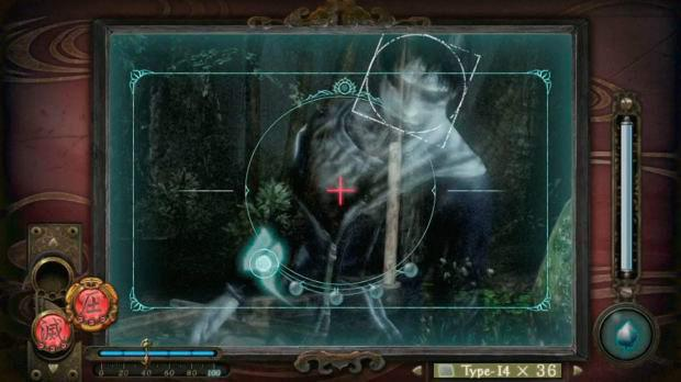 Project Zero - Maiden of Black Water: ghouls caught on camera