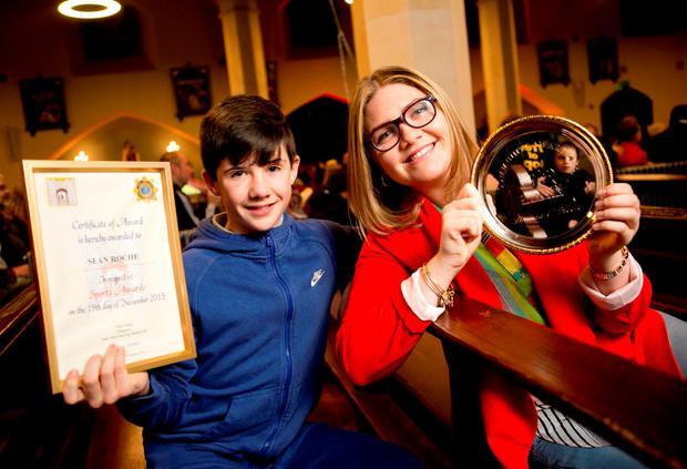 The South West Inner City Network (s.w.i.c.n.) annual youth and community achievement awards ceremony was held in St. Catherine's Church on Meath Street. Photo Chris Bellew /Fennell Photography 2015
