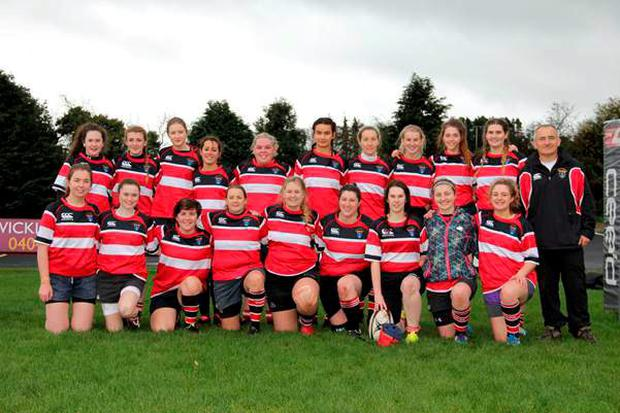 Wicklow senior women's rugby team