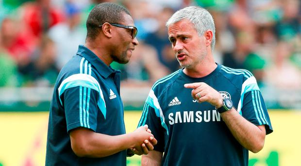 Chelsea technical director Michael Emelano is keeping faith in Jose Mourinho