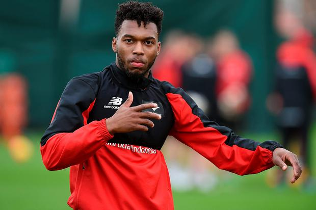 Daniel Sturridge has declared himself fit for tomorrow's game against his former club but Jurgen Klopp is still to decide if he is ready to return