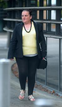 Audrey McMahon had previous drug convictions