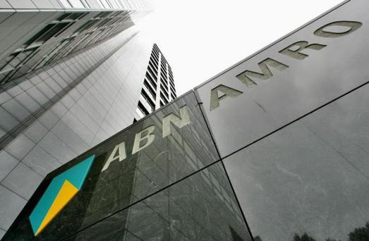 File photo of the head office of ABN AMRO bank is seen in Amsterdam May 29, 2007. REUTERS/Koen van Weel