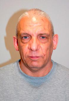 Undated handout file photo issued by South Wales Police of Christopher May, who has been given a life sentence with a minimum term of 28 years at Cardiff Crown Court for the murder and dismembering of 47-year-old Tracey Woodford