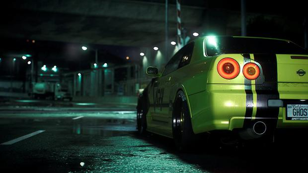 Need For Speed - Racing at night looks good