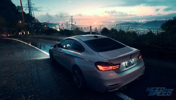 Need For Speed - There's a city to explore, even though it's void of people
