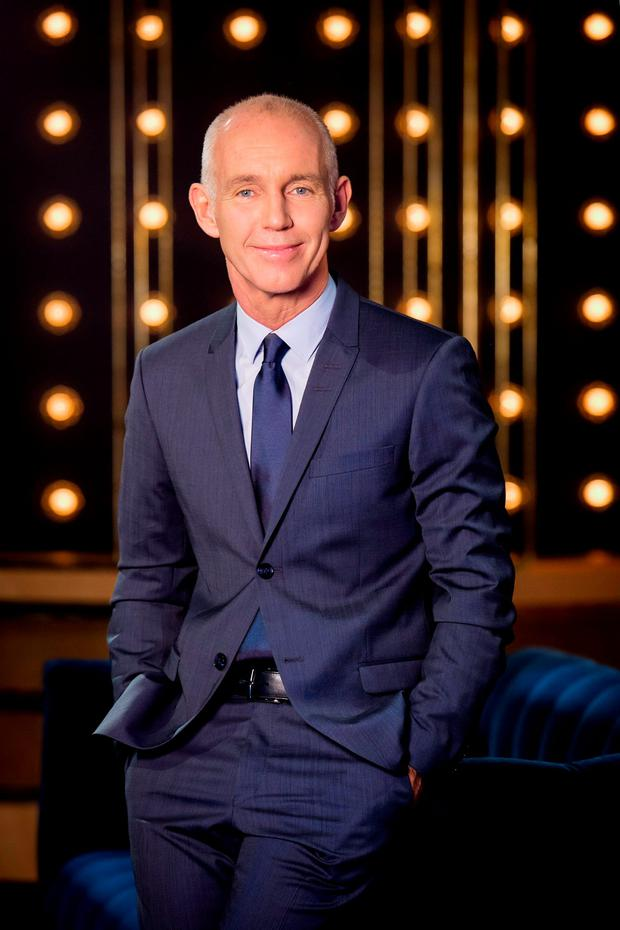 Irreverent mix: Last week's Ray D'Arcy Show received more than 25 complaints.