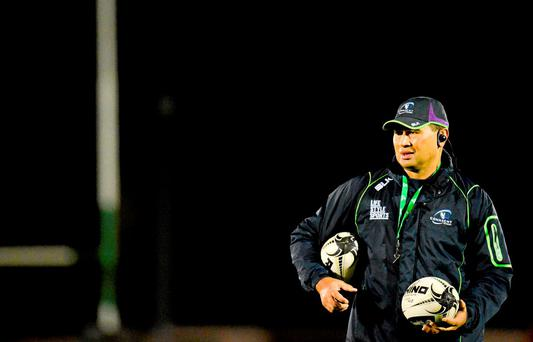 Connacht head coach Pat Lam will have to rally his squad for their match against on Brive after delays returning from the cold of Sibera