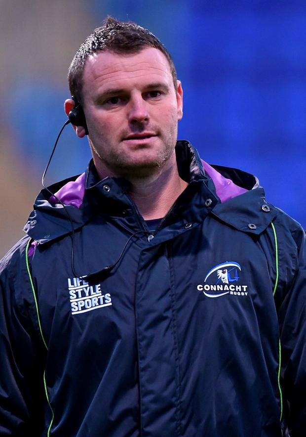 Connacht Eagles head caoch Nigel Carolan has made six personnel changes ahead of the clash against Doncaster Knights this afternoon
