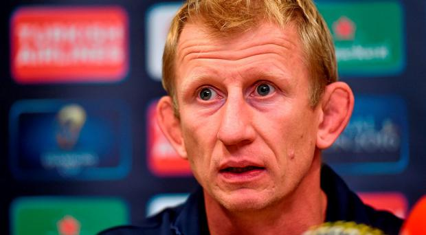 Leinster head coach Leo Cullen Leo Cullen has rung the changes for the clash with Bath