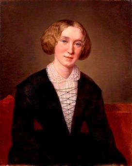 Mary Ann Evans/George Eliot