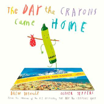 Big adventure: Oliver Jeffers' book is a serious contender
