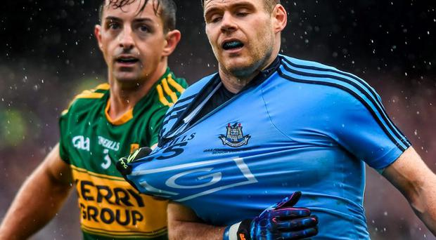 'Aidan O'Mahony's rough-house, hardman-type tactics when Kevin McManamon came on as a sub deserved a black card at that stage'