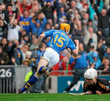 For his three goals in the 2010 All-Ireland final alone, Lar Corbett is guaranteed an exalted place in his county's tradition
