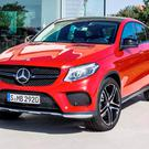 A VERY EXPENSIVE STATEMENT: The Mercedes-Benz GLE Coupe tested will set you back nearly €100,000.