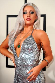 Nice little earner: Lady Gaga's concert in the Aviva would have secured a hefty policing bill from An Garda Siochana