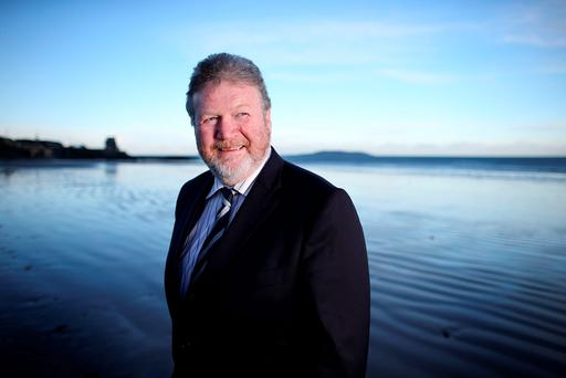 DARK TIMES: Children's Minister James Reilly admits that his demotion from the Department of Health had a profound effect on him. Photo: Gerry Mooney
