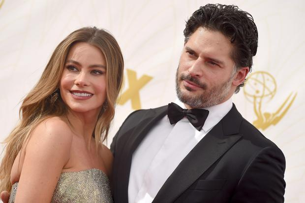 Actors Sofia Vergara and Joe Manganiello will wed this weekend