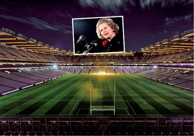 GAA's Matgaret Thatcher approach is wrong
