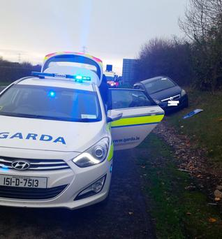 Gardaí released this image following the seizure Credit: An Garda Síochána