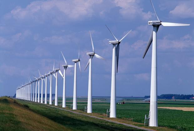 By 2020, some 16pc of all electricity must be generated from renewable sources