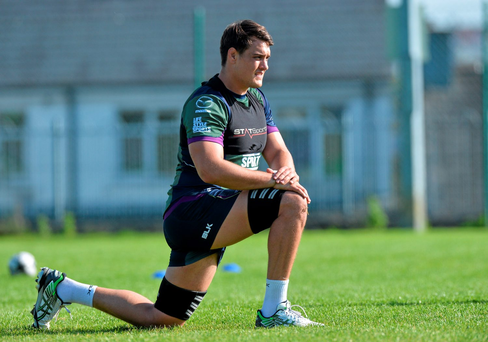 Connacht's Quinn Roux: 'I reckon in two or three more years, we'll be even stronger than we are at the moment, if we can keep hold of what we have'
