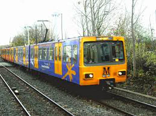 Ms. Rehman was travelling on Newcastle's Metro when the incident occured Credit:Newcastle Metro