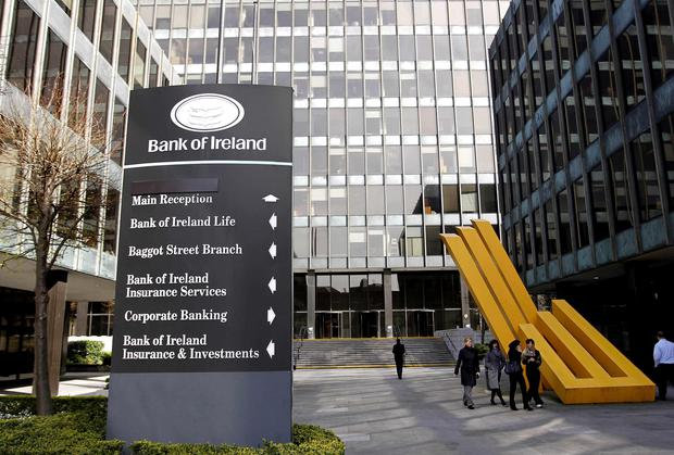 Bank of Ireland generated controversy when the Irish Independent revealed it is restricting over-the-counter cash withdrawals to sums over €700