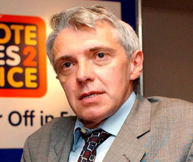 Con Lucey: Recommended IFA set up a pay committee