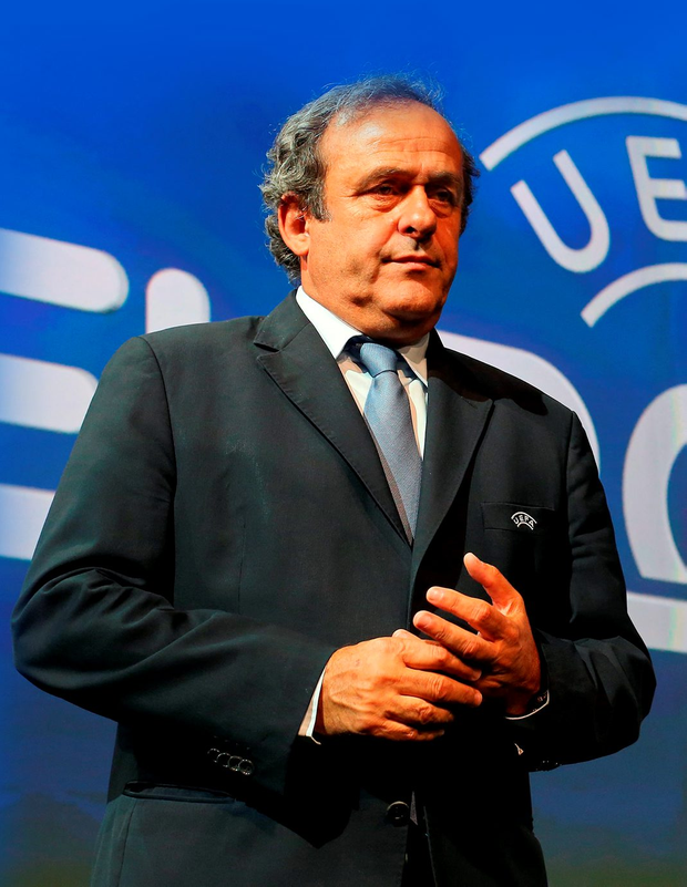 File photo dated 19-09-2014 of UEFA President Michel Platini. PRESS ASSOCIATION Photo. Issue date: Tuesday November 24, 2015. FIFA's ethics committee is seeking a lifetime ban for Michel Platini, his lawyers have confirmed. See PA story SOCCER FIFA. Photo credit should read John Walton/PA Wire.