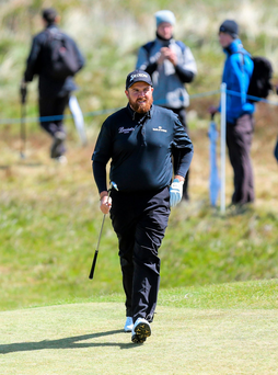 Shane Lowry, was named in Darren Clarke's line-up for the EurAsia Cup (Stock Photo)