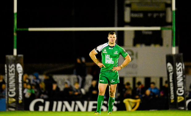 Robbie Henshaw is everything you'd like your sports people to be. (Stock Photo)