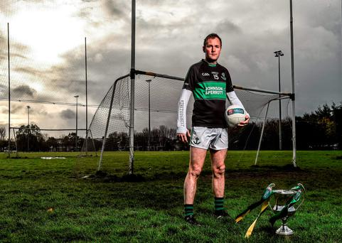 Nemo Rangers sharpshooter James Masters is ready to face Clonmel Commercials in Sunday's AIB Munster Club SFC final