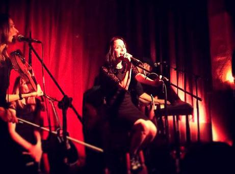 The Corrs play The Ruby Sessions at Doyle's