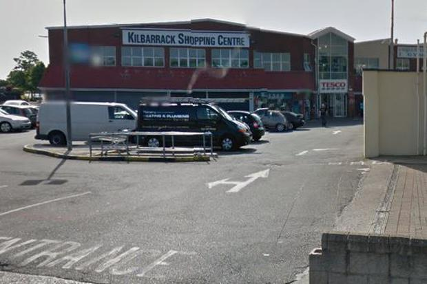 Tesco at Kilbarrack Shopping Centre