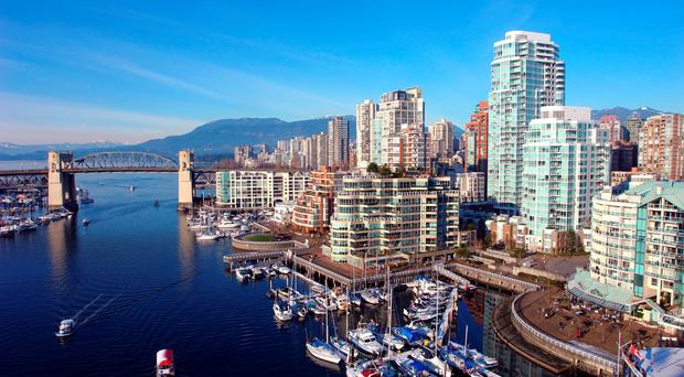 Vancouver Harbour. Photo: Deposit