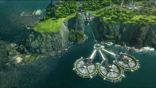 Anno 2205 - In the future, we shall drink from the sea