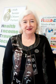 Mairead Hayes. Photo: El Keegan