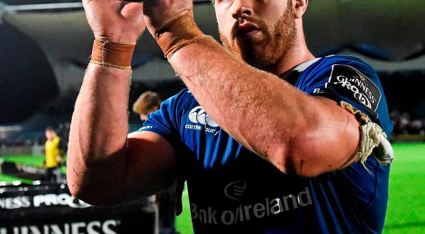 Leinster's Sean O'Brien has penned a new three year deal.