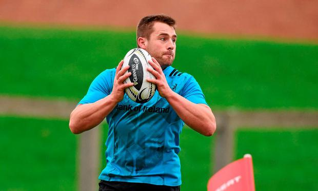 Munster's CJ Stander is another whose performances will have caught the eye of the big clubs in France