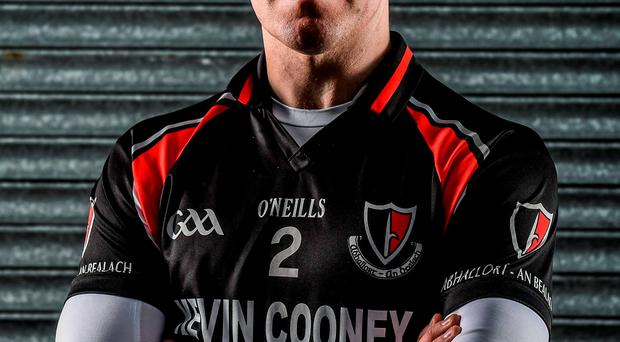 Paul Roche is determinted not to let Oulart's seat in 'the last chance saloon' slip