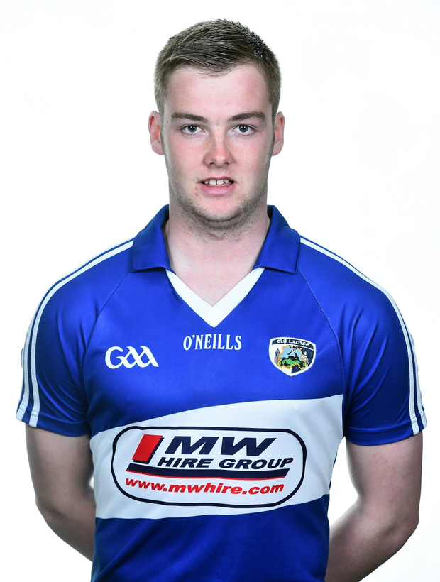 Laois player Eoin Lowry was in in superb form for UCD
