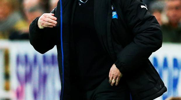 Steve McClaren was incensed by the timid manner in which Newcastle capitulated in their 3-0 home defeat against Leicester last weekend