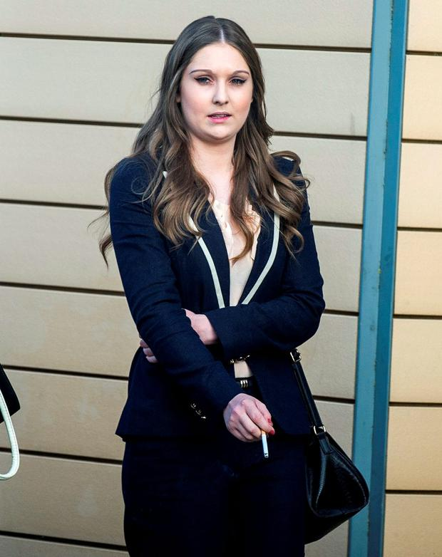 Niamh Kelly pleaded guilty to the assault in a Celbridge pub