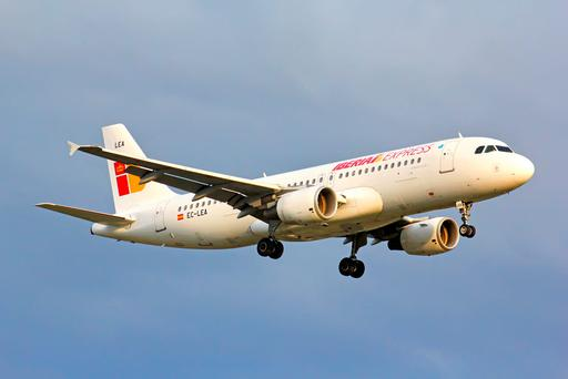Iberia Express Airbus A320. Photo: Deposit
