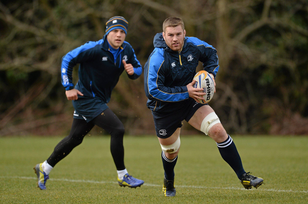 Leinster pair Sean O'Brien Ian Madigan have been linked with moves away from the Irish province.