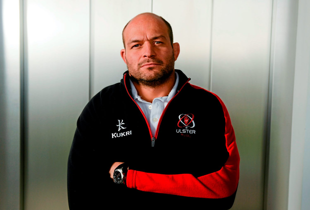 Ulster captain Rory Best yesterday confirmed his intention to stay on with the province